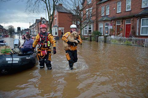 Flooding riskEngland