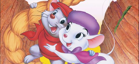 1990 — The Rescuers Down Under