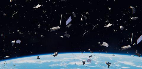 space junk artist representation