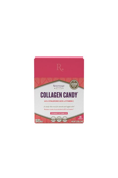 supplements, ingestible, beauty, hair, skincare, reserveage nutrition, collagen candy