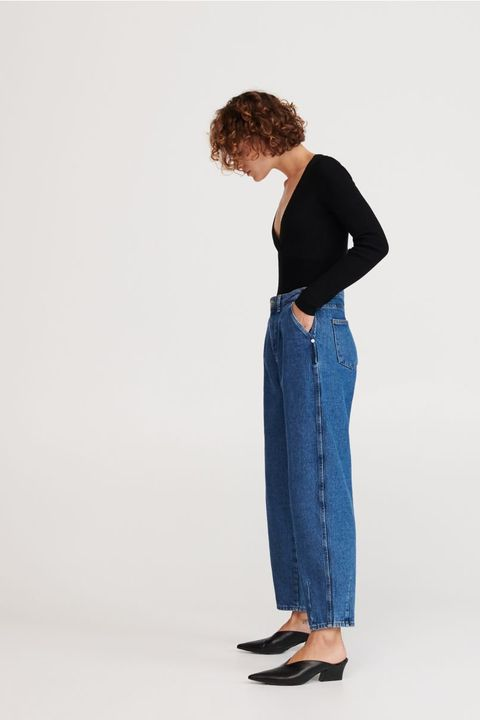 Reserved Wide Leg Jeans