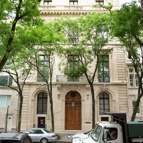 Jeffrey Epstein Manhattan Townhouse