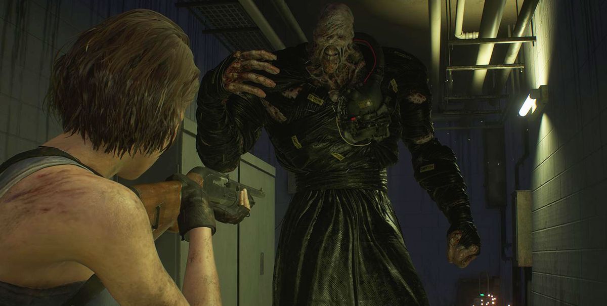 Resident Evil 3 Remake Review Ps4 Does Nemesis Get 5 S T A R S