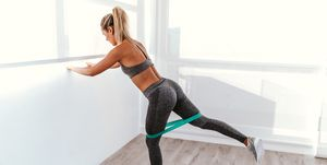 Resistance Bands For Glutes