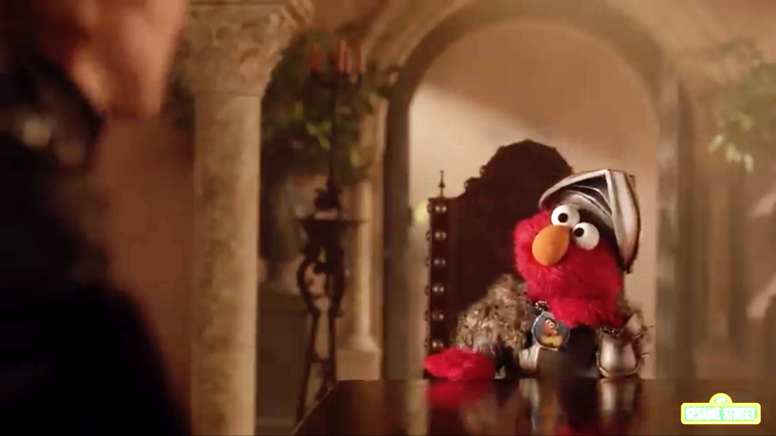This Game of Thrones x Sesame Street Collaboration Broke Me