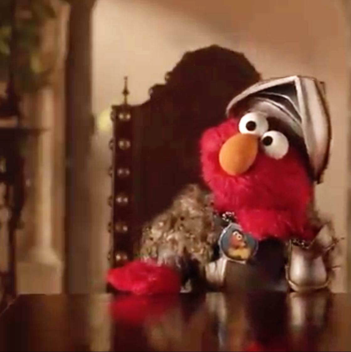 Elmo x Sesame Street
