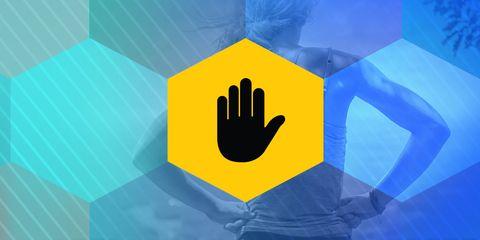Blue, Yellow, Gesture, Finger, Hand, Technology, Symbol, Icon, Logo,