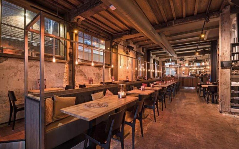 restaurant Alkmaar 1480 Foodbar