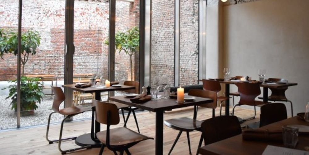 restaurant Antwerpen