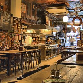 """Restaurant """"Bierhandel"""" De Pijp Rotterdam"""