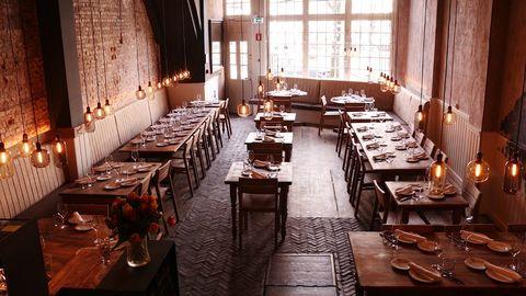 restaurant centrum amsterdam sagardi