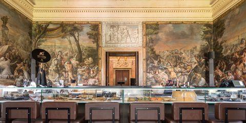 Restaurant Lissabon Palacio Chiado