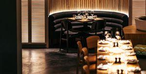 Restaurant Neni Amsterdam