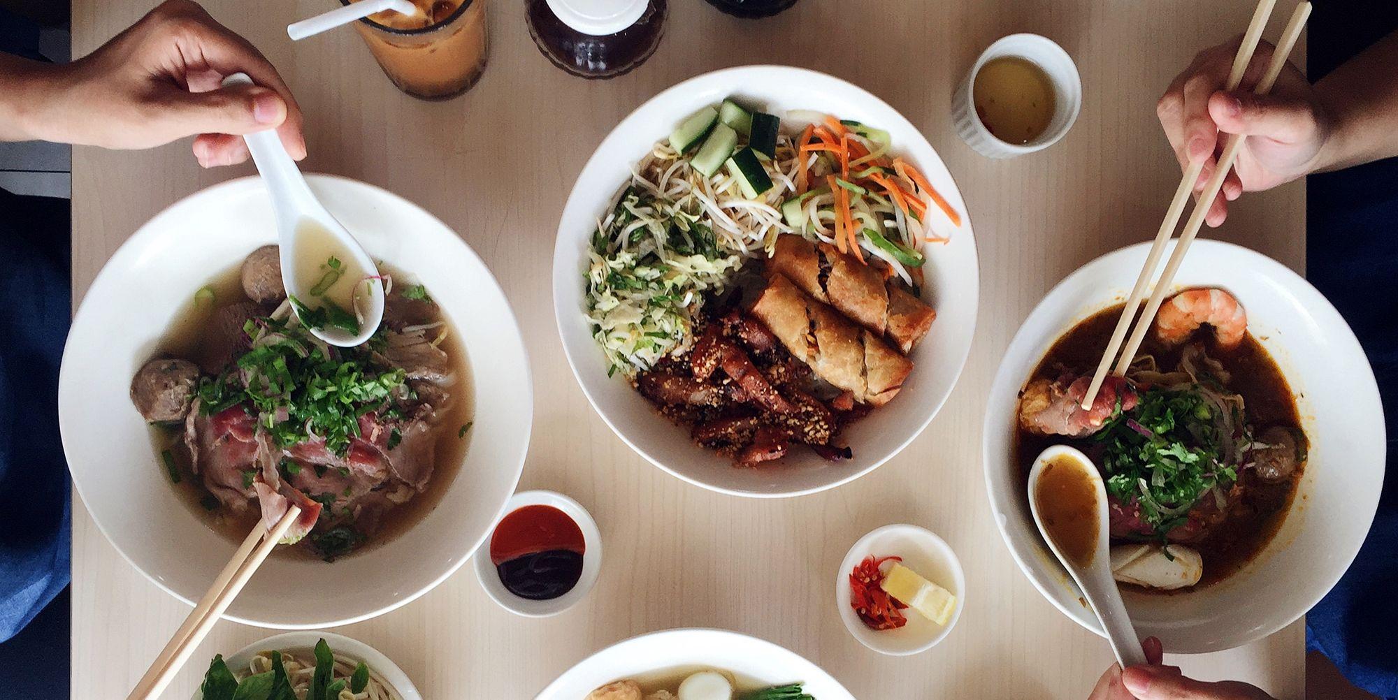 Restaurante chino auténtico