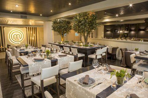 Abre el primer restaurante MasterChef en la calle Velázquez de Madrid