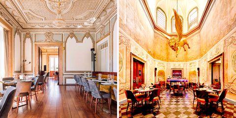 Restaurante Lisboa Palacio Chiado