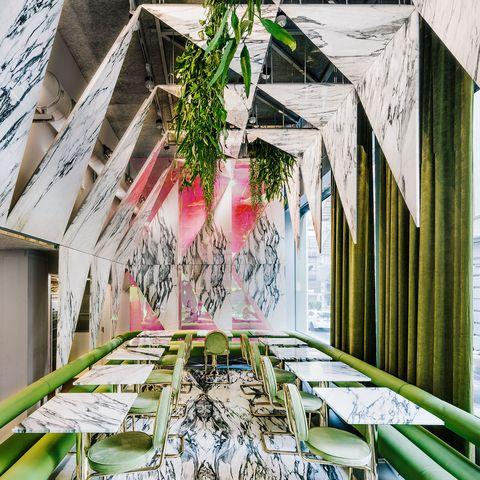 Restaurante Rómola Restaurant & Bar Design Awards