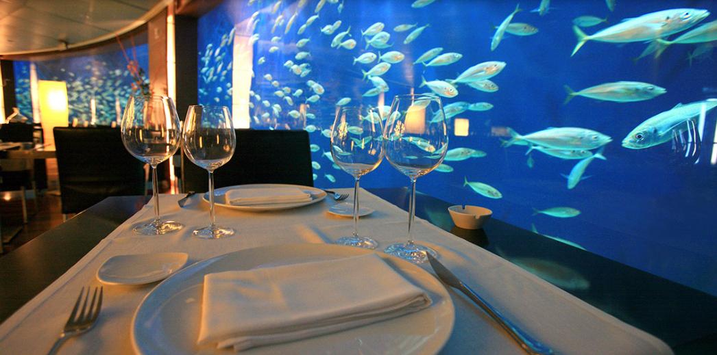 Restaurante Submarino, en Valencia