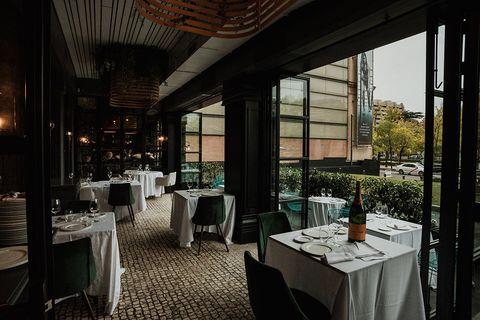 restaurante tatel madrid