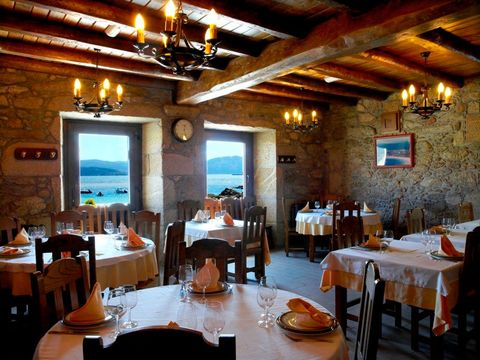 Restaurante  Tira do Cordel, Fisterra