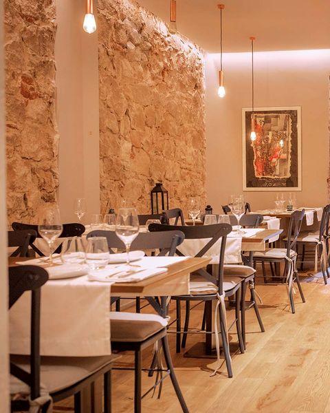 Restaurante Valmas, en Barcelona