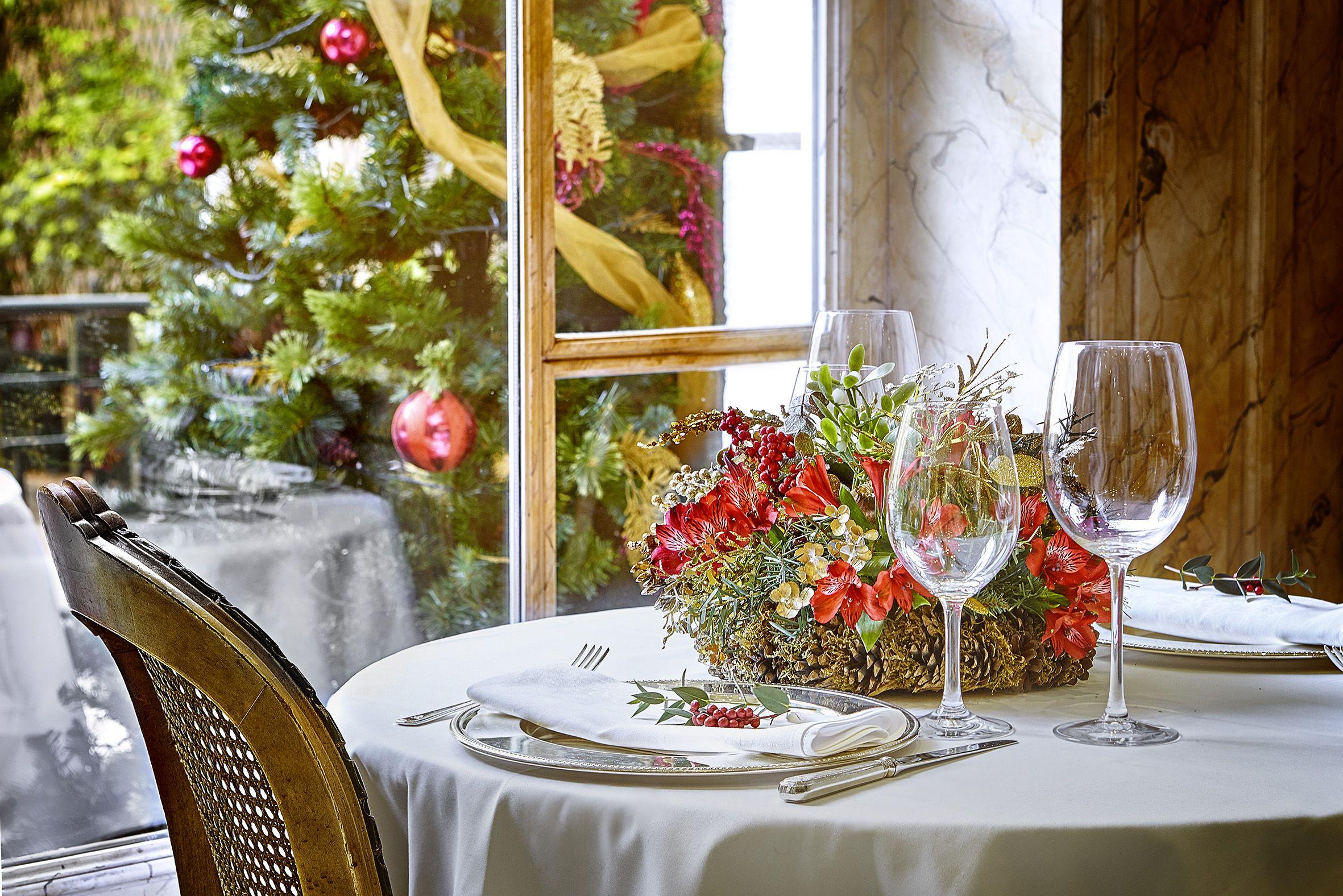 El Jardín de Orfila, perfecto para tu comida o cena de empresa esta Navidad