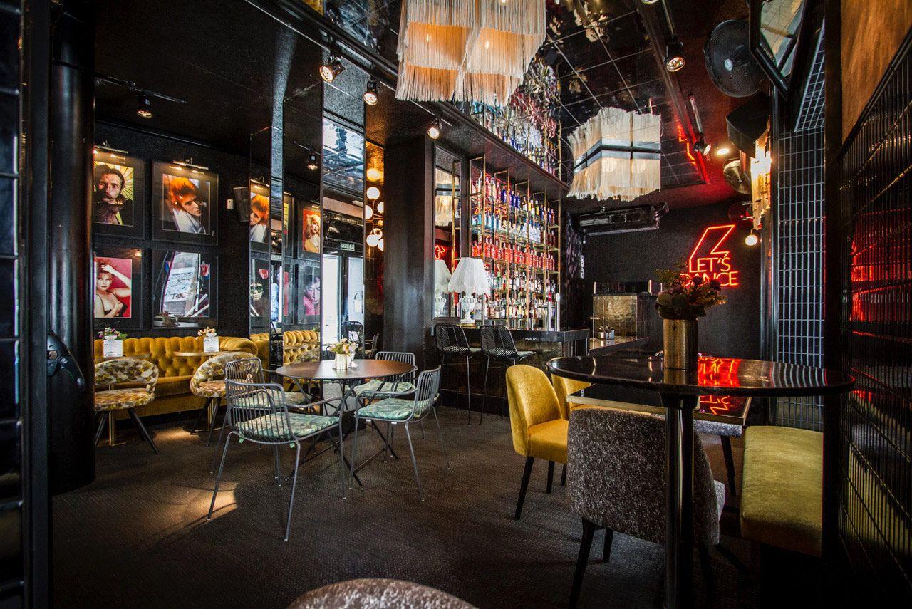 Restaurantes Para Cenar Y Bailar En Madrid Restaurantes