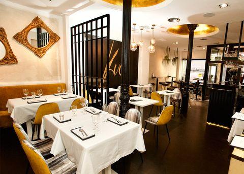 restaurantes Madrid, restaurantes de moda en Madrid, restaurantes nuevos Madrid, apertura restaurantes Madrid, restaurantes Madrid 2018, restaurantes top Madrid