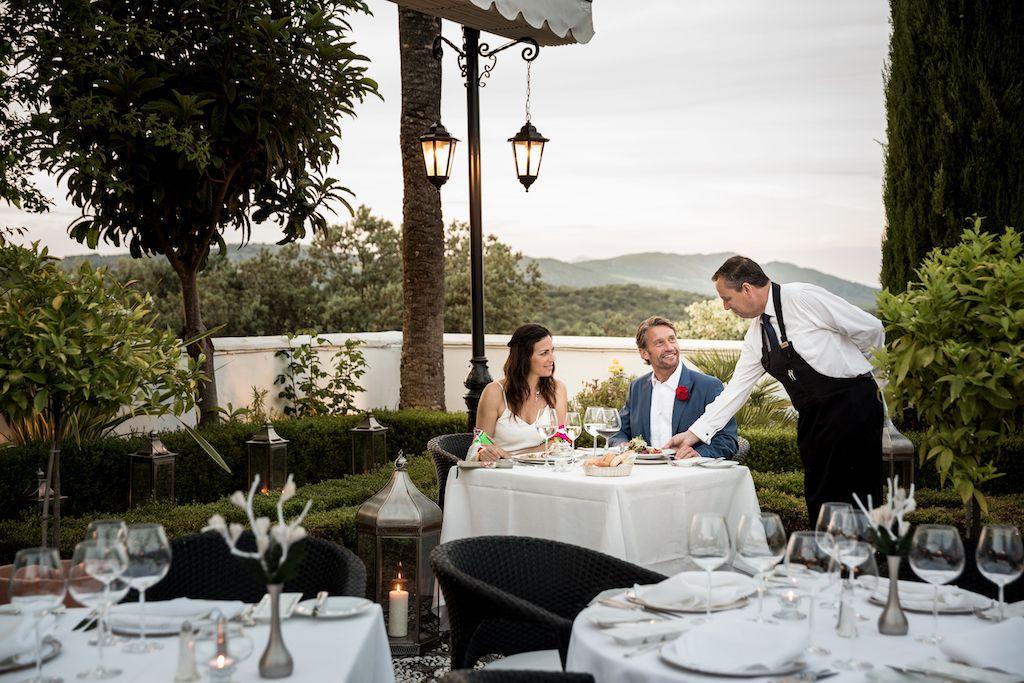 Uno de los restaurantes con mejores vistas de España