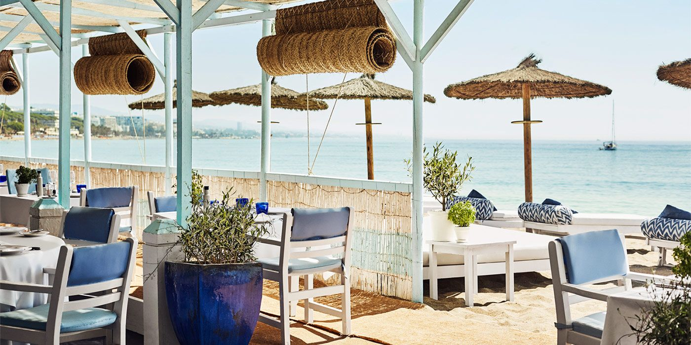 Los Restaurantes De Moda En Marbella Para Darte Un Homenaje Gourmet En La Costa Del Sol