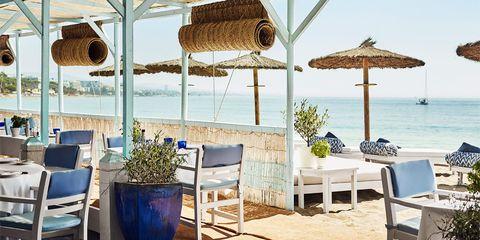 Marbella, restaurantes Marbella