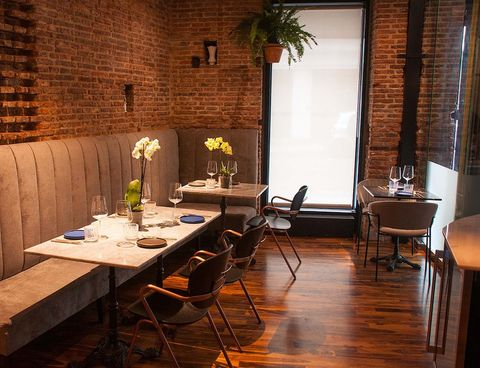 uno de los restaurantes más románticos para reservar en pareja en madrid
