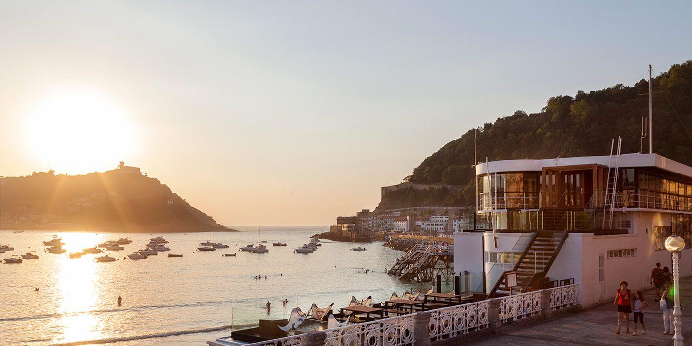 Los restaurantes de moda en San Sebastián
