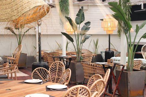 imagen de abascal, uno de los 21 restaurantes con terraza cubierta en madrid