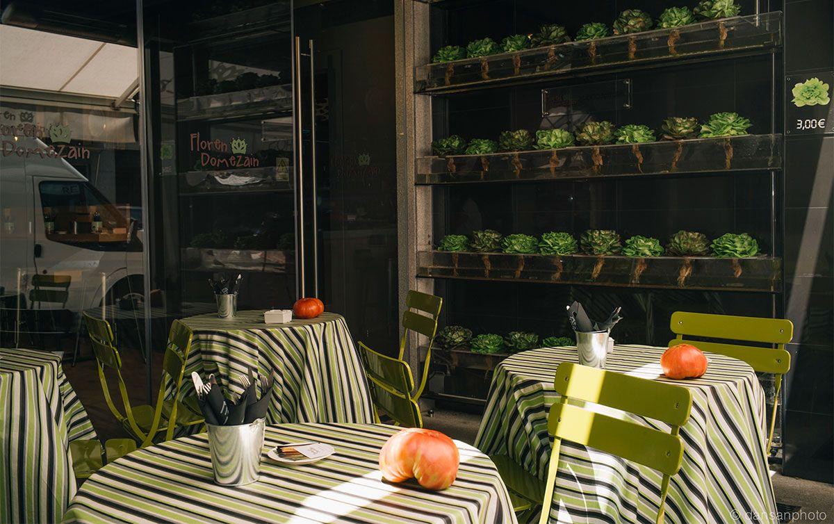 verduras de temporada, restaurantes verdura, mejores restaurantes verdura