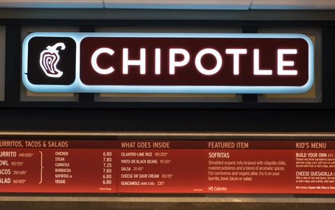 Restaurants in USA: Chipotle Mexican Grill      Chipotle...