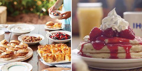27 best easter brunch recipes easy easter sunday brunch for Restaurants open on easter near me