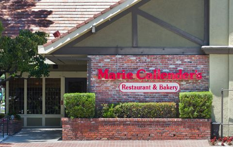 Marie Callenders Restaurants Open on Thanksgiving