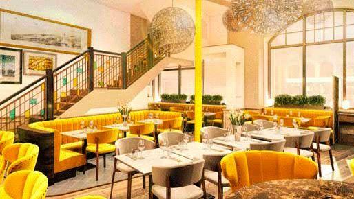 London Restaurants full of interiors inspiration