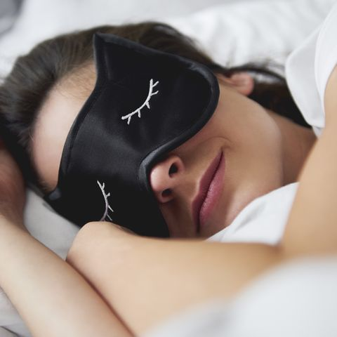 how to get a restful night's sleep