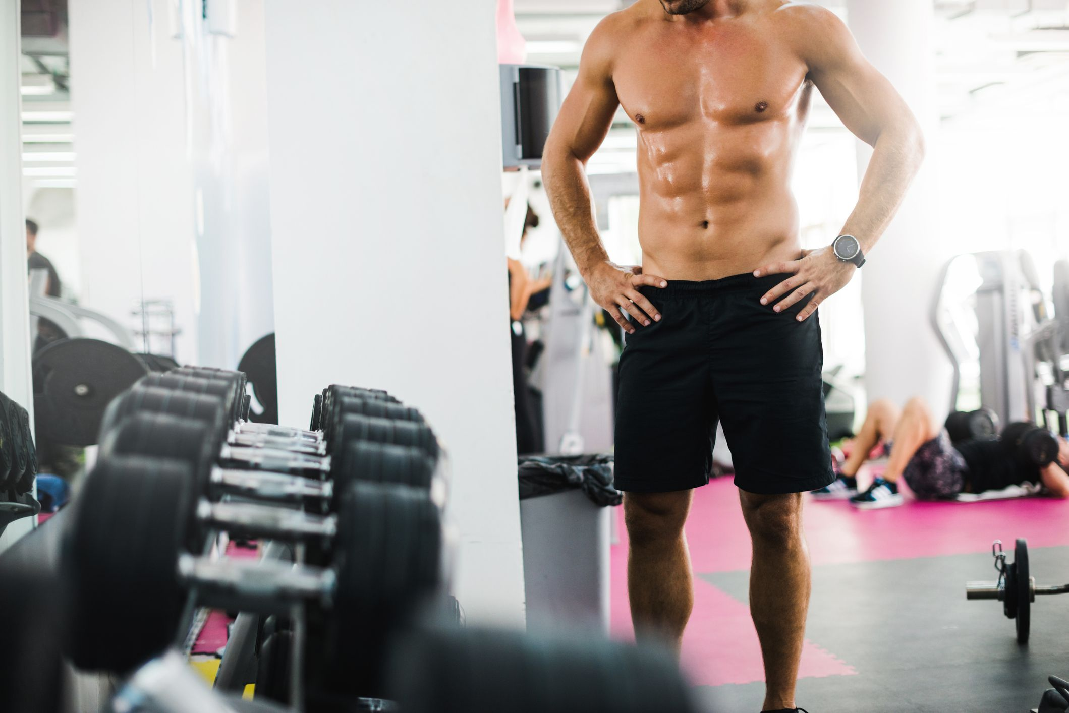 These Standing Abs Exercises Will Shred Your Core