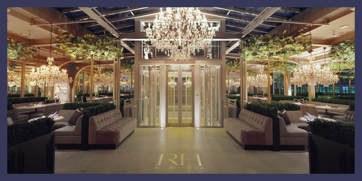 You Ll Want To Live Inside Restoration Hardware S Epic