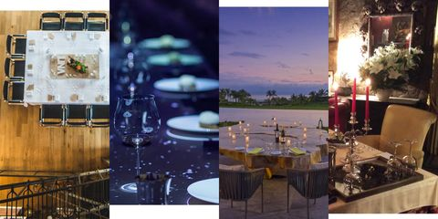 Photograph, Restaurant, Atmosphere, Room, Interior design, Design, Photography, Rehearsal dinner, Table, Architecture,