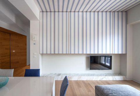 Floor, Room, Wood, Interior design, Property, Flooring, Wall, Ceiling, Hardwood, Interior design,