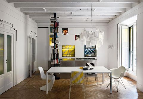 Floor, Room, Flooring, Interior design, Architecture, Wall, Table, Ceiling, Furniture, Fixture,