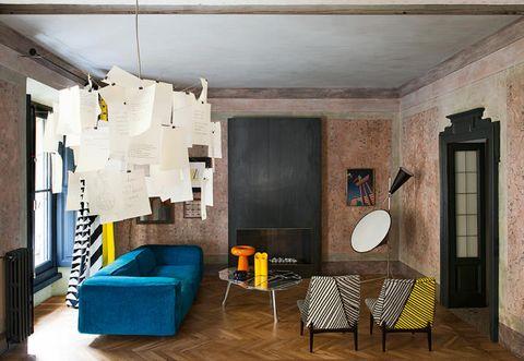 Floor, Interior design, Room, Flooring, Wall, Ceiling, Interior design, Fixture, Door, Home door,