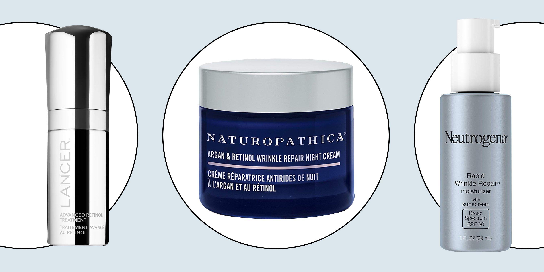 Anti-aging Products Best Retinol Night Cream Anti Aging Moisturizer Cream With Retinol Anti Wrink...