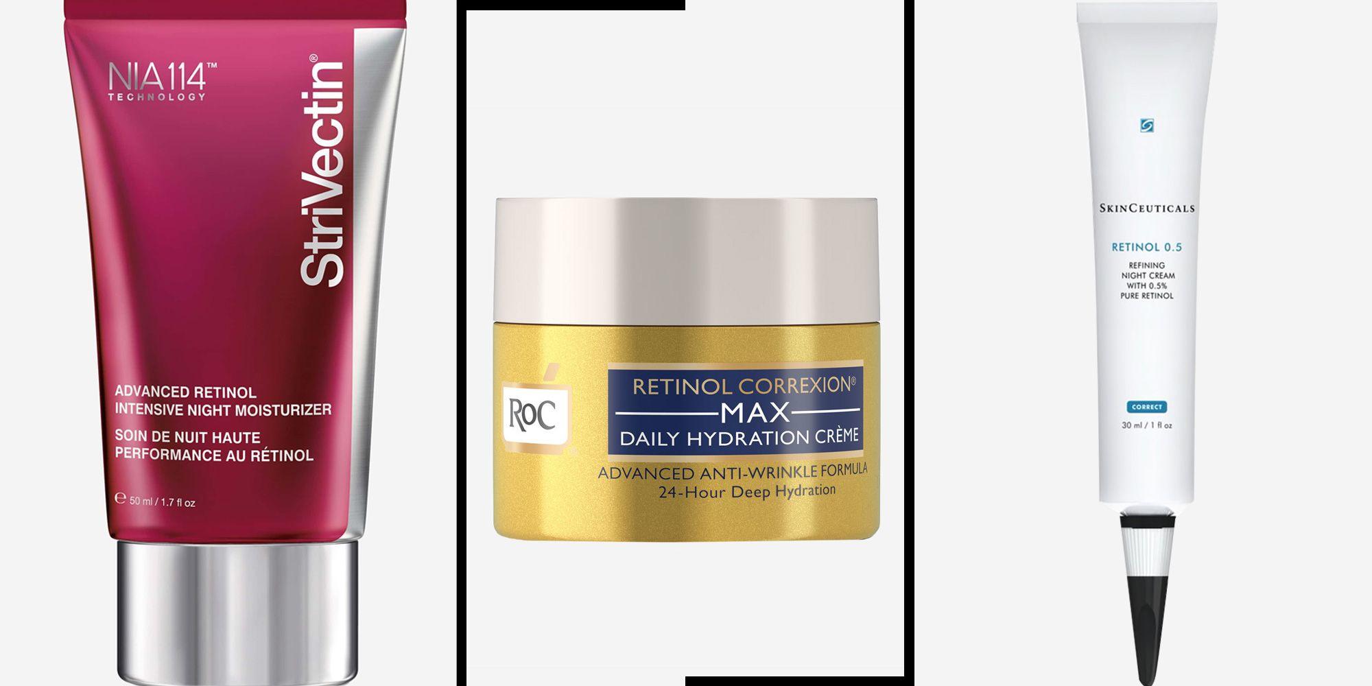 190362fe36 The 10 Best Retinol Creams - New Retinol Skincare Products