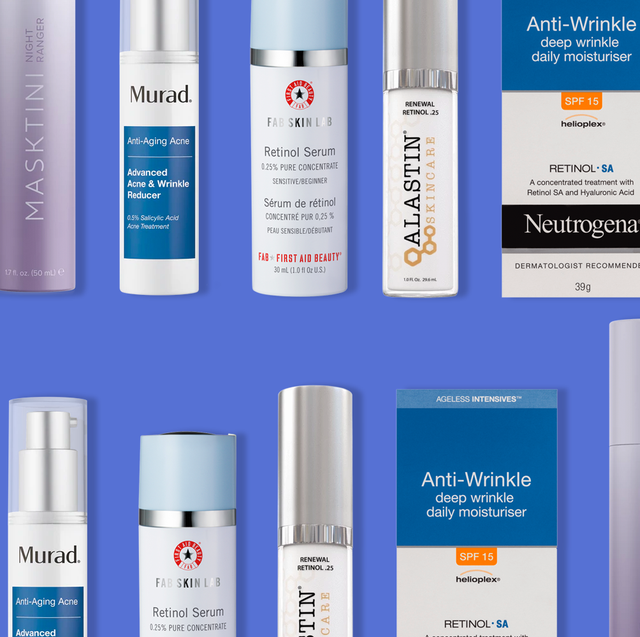 15 Best Retinol Serums According To Dermatologists