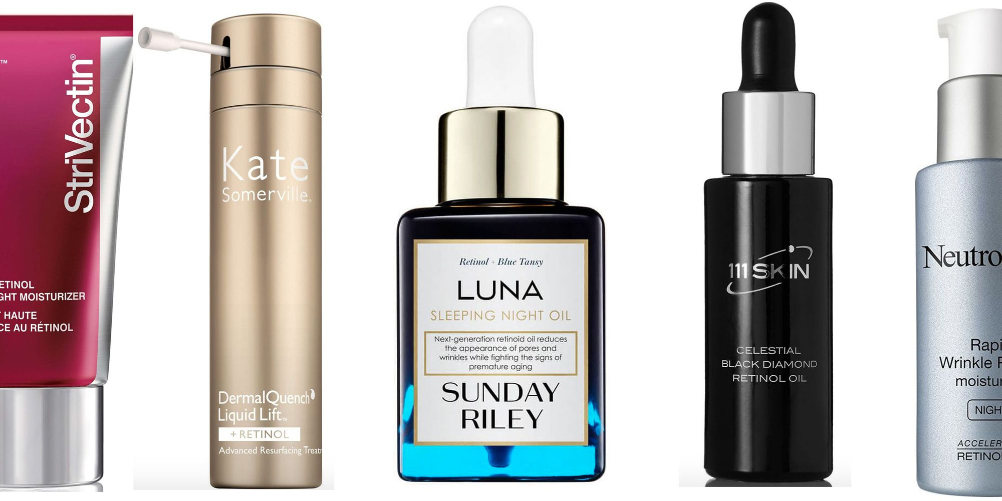 The 22 Best Retinol and Retinoid Products to Refresh Your Skin